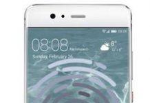 Huawei P10 parmak izi ekleme