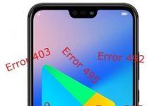 Huawei P20 Lite Google Play Hataları