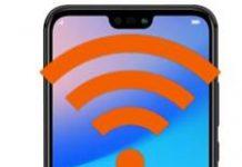 Huawei P20 Lite ağ ayarlarına sıfırlama