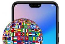 Huawei P20 Lite dil değiştirme