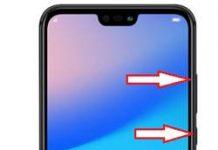 Huawei P20 Lite kurtarma modu