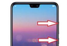 Huawei P20 kurtarma modu