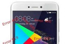 Huawei P8 Lite 2017 Google Play hataları