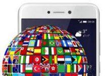 Huawei P8 Lite 2017 dil değiştirme