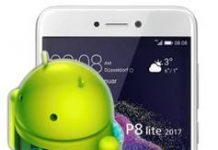 Huawei P8 Lite 2017 fabrika ayarlarına döndürme