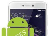 Huawei P8 Lite 2017 kodlar