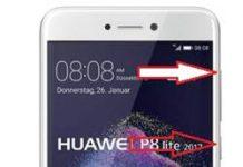 Huawei P8 Lite 2017 kurtarma modu