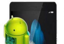 Huawei P8 Lite fabrika ayarlarına döndürme
