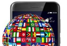 Huawei P9 Lite 2017 dil değiştirme