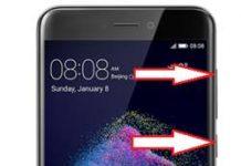 Huawei P9 Lite 2017 kurtarma modu