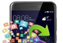 Huawei P9 Lite 2017 veri yedekleme