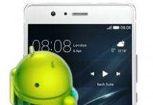 Huawei P9 Lite fabrika ayarlarına döndürme