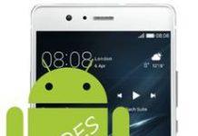 Huawei P9 Lite kodlar