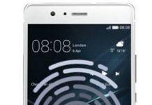 Huawei P9 Lite parmak izi ekleme