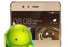 Huawei P9 Plus fabrika ayarlarına döndürme
