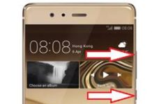 Huawei P9 Plus kurtarma modu