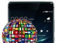 Huawei P9 dil değiştirme