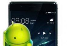 Huawei P9 fabrika ayarlarına döndürme