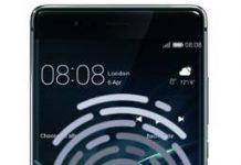 Huawei P9 parmak izi ekleme
