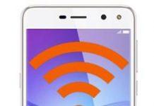 Huawei Y5 2017 ağ ayarlarına sıfırlama
