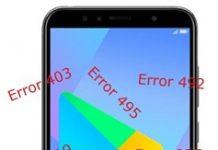 Huawei Y6 2018 Google Play Hataları