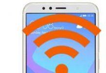 Huawei Y6 Prime 2018 ağ ayarlarına sıfırlama