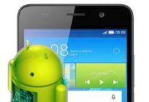 Huawei Y6 fabrika ayarlarına döndürme