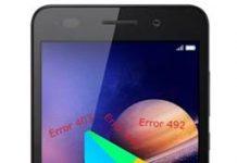 Huawei Y6II Google Play hataları