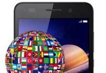 Huawei Y6II dil değiştirme