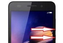 Huawei Y6II ekran görüntüsü alma
