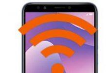 Huawei Y7 2018 ağ ayarlarına sıfırlama