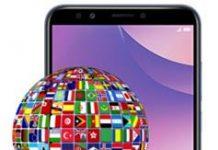 Huawei Y7 2018 dil değiştirme