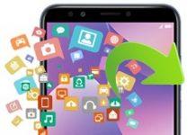 Huawei Y7 2018 veri yedekleme