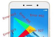 Huawei Y7 Prime Google Play hataları