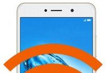 Huawei Y7 Prime ağ ayarlarına sıfırlama