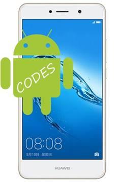 Huawei Y7 Prime kodlar
