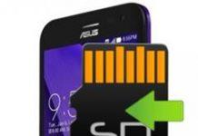 Asus Zenfone 2 Laser Uygulamaları Hafıza Karta Taşıma
