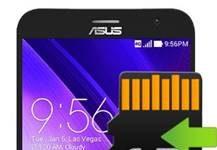Asus Zenfone 2 Uygulamaları Hafıza Karta Taşıma