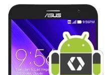 Asus Zenfone 2 geliştirici seçenekleri