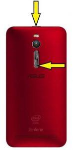 Asus Zenfone 2 kurtarma modu