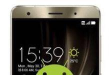 Asus Zenfone 3 Deluxe ZS570KL kodlar