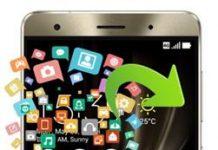 Asus Zenfone 3 Deluxe ZS570KL veri yedekleme