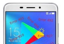 Asus Zenfone 3 Laser ZC551KL Google Play Store hataları