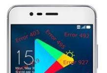 Asus Zenfone 3 Max ZC520TL Google Play Store hataları