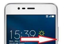 Asus Zenfone 3 Max ZC520TL güvenli mod