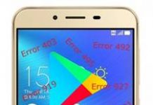 Asus Zenfone 3 Max ZC553KL Google Play Store hataları