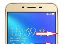 Asus Zenfone 3 Max ZC553KL ekran görüntüsü alma
