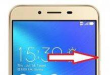 Asus Zenfone 3 Max ZC553KL güvenli mod