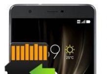 Asus Zenfone 3 Ultra ZU680KL Uygulamaları Hafıza Karta Taşıma