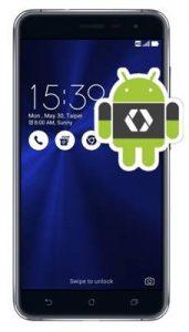 Asus Zenfone 3 ZE552KL geliştirici seçenekleri